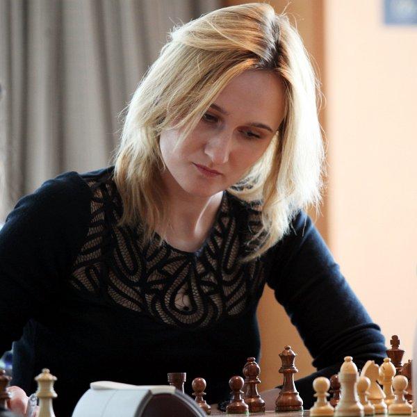 Viktorija Čmilytė. 2013 Neva Fondation  & FIDE; Anastasiya Karlovich nuotrauka